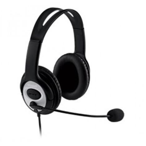 image else for Microsoft Lifechat Lx-3000 Headset Windows Usb Noise Cancelling Mic Black (retail) Jug-00017 JUG-00017