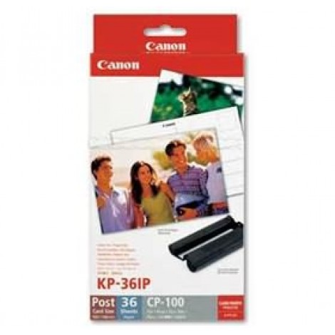 image else for Canon Kp36ip Ink/ Paper Pack, Po Kp36ip KP36IP
