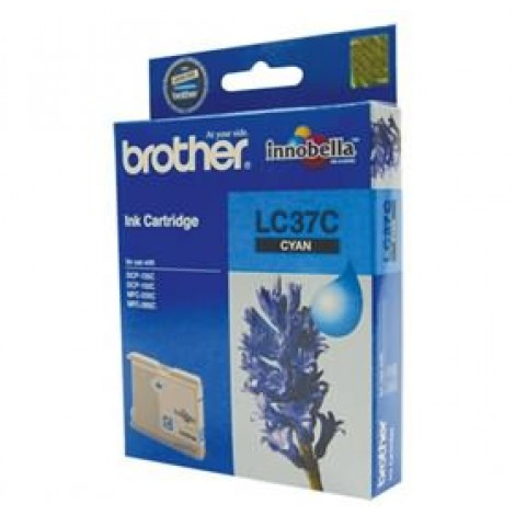image else for Brother Lc37c Cyan Ink Lc37c For Dcp-135c/ 150c, Mfc-235c/ 260c