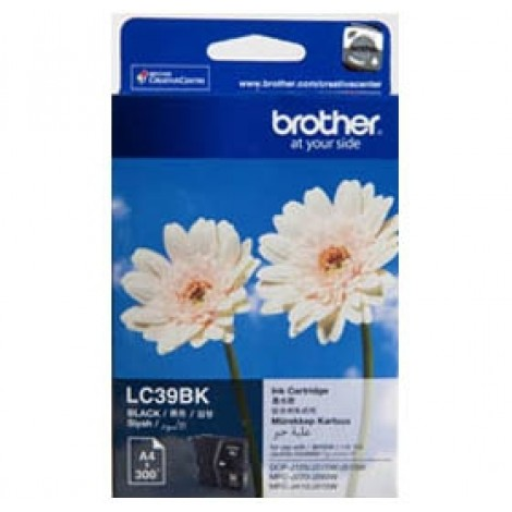 image else for Brother Lc39c Blk Ink Lc39bk For Dcp-j125/ J315w/ J515w, Mfc-j220/ J265w/ J410 LC-39C