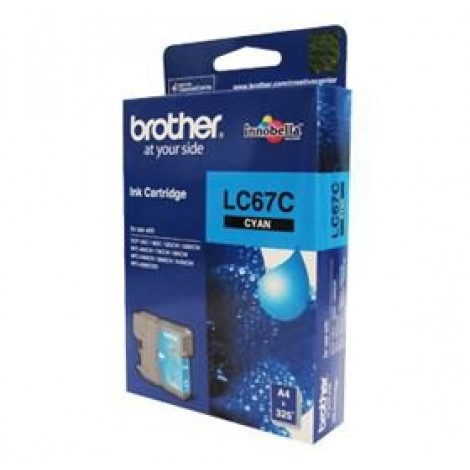 image else for Brother Lc67c Cyan Ink Cartridge For Dpc-385c