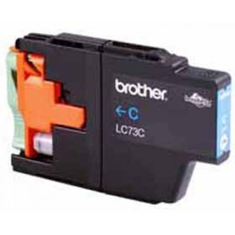 image else for Brother Lc73c Cyan High Yield Ink Cartridge - Up To 600 Pages LC-73C