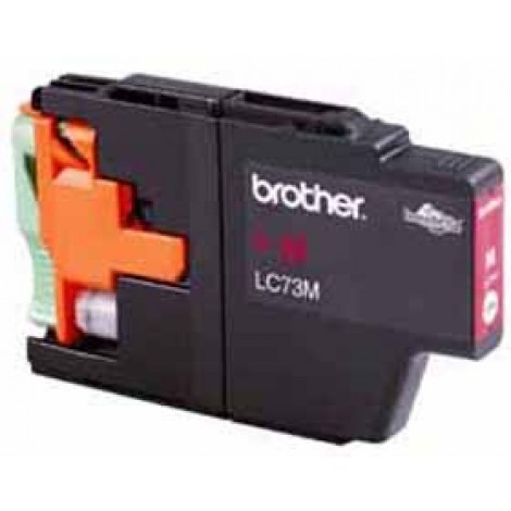 image else for Brother Lc73m Magenta High Yield Ink Cartridge - Up To 600 Pages LC-73M