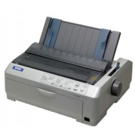 image else for Epson Lq-590 Dotmatrix, 24pins, 529cps At 12cpi, 80columns, Up To 5 Copies C11C558071