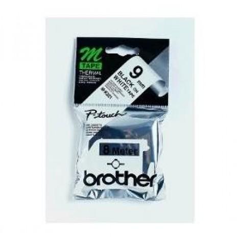 image else for Brother Mk221 Brother Mk221 9mm Black On White M Tape M-K221