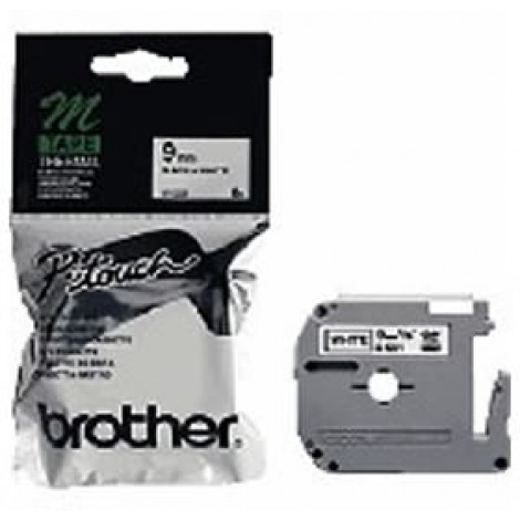 image else for Brother Mk231 Brother Mk231 P-touch Tape 1/ 2 In X 26.2 Ft Black On White