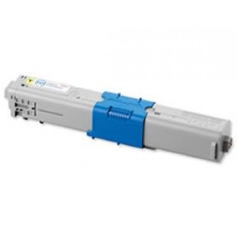 image else for Oki Toner Cartridge For C510dn/ 530dn/ Mc561 Yellow, 5, 000 Pages @ 5% Coverage