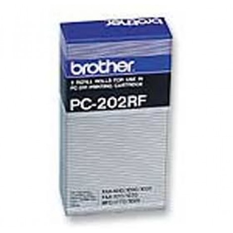 image else for Brother Pc202rf Film Ribbon Pc202rf For Fax-1020/ E/ Plus, Fax-1030/ E PC-202RF