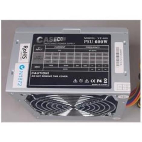 image else for Casecom Power Supply 600w Psu 3*ide+20-4pin+3*s, 2yr Warranty Atx600w ATX600W