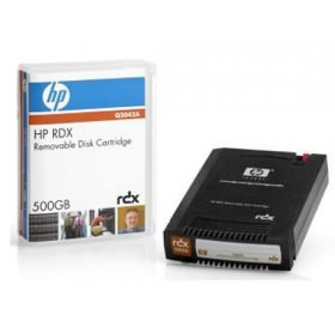 image else for Hp Rdx 500gb Removable Disk Cart Hp Rdx 500gb Removable Disk Cartridge (q2042a) Q2042A