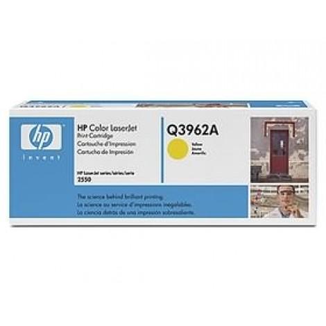 image else for Hp Q3962a Toner Cartridge Yellow Q3962a