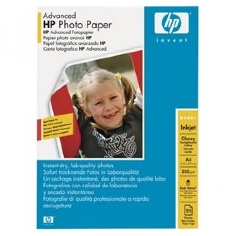 image else for Hp Q5456a Advanced Glossy Photo A4 Paper Q5456a Q5456A