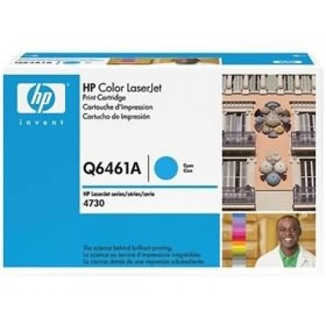 image else for Hp Q6461a Toner Cartridge Cyan Q6461a Q6461A