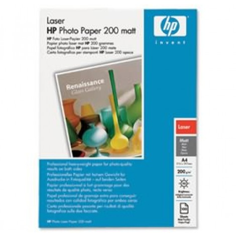 image else for Hp Q6550a Laserphoto Paper A4 Matt 100's Q6550a Q6550A