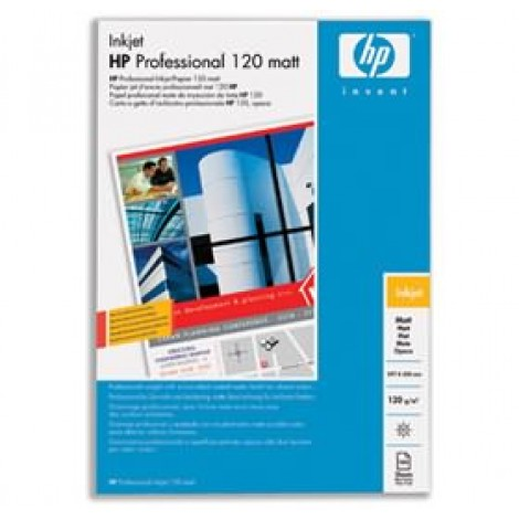 image else for Hp Professional 120 Matte A3 Paper Is A Medium Weight Paper Coated On Both Sides Which Produces Q6594A