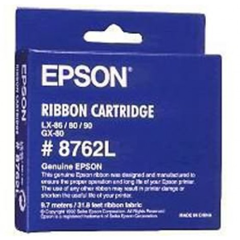 image else for Epson S015053 Black Fabric Ribbongx-80 Lx-80 Lx-86 C13s015053 C13S015053