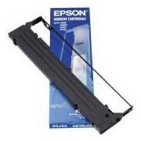 image else for Epson S015055 Black Fabric Ribbon Epson Black Fabric Ribbon For Dfx-5000/ Dfx-5000+ Dfx-8000/ C13S015055