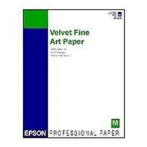 image else for Epson S041637 Velvet Fine Art Paper Qty 20 Sheet C13S041637