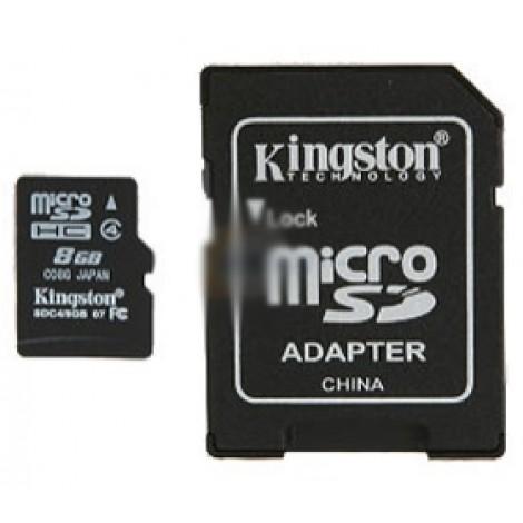 image else for Kingston 8gb Microsd Class4 (sdc4/ 8gbfe) Sdc4/8gb SDC4/8GB