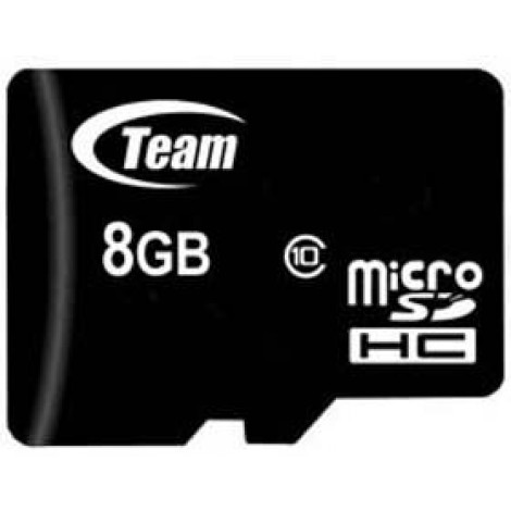 image else for Team Micro Sdhc 8gb Class 10 Tg008g0mc28a TUSDH8GCL1003