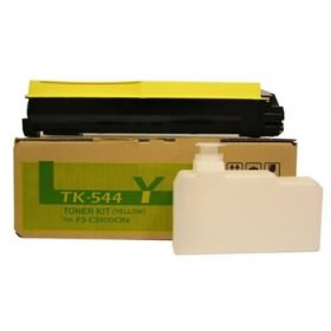 image else for Kyocera Tk544y Yellow Toner Kit (4, 000 Pages In Accordance With Iso 19798) 1t02hlaas0 1T02HLAAS0