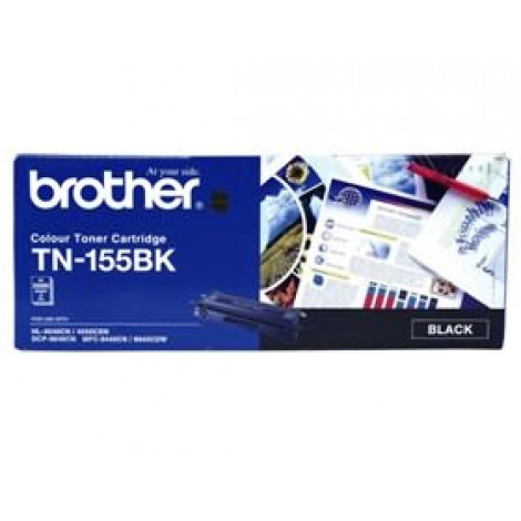 image else for Brother Tn155bk Blk Toner High Yield Toner For Hl4040cn/ 4050dcn, Dcp-9040cn TN-155BK