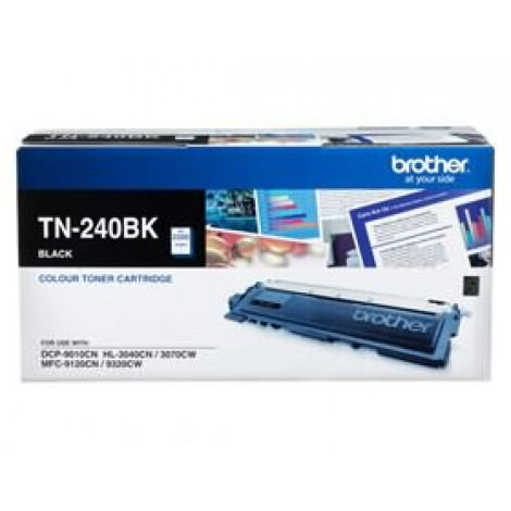 image else for Brother Tn240bk Brother Black Tn Suit Hl-3070cw/ 3040cn, Mfc-9120cn/ 9320cw TN-240BK