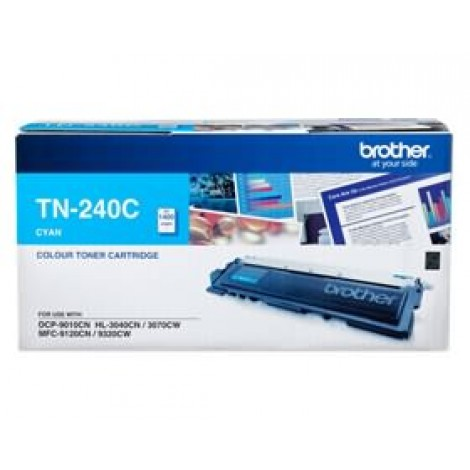 image else for Brother Tn240c Brother Cyan Tn Suit Hl-3070cw/ 3040cn, Mfc-9120cn/ 9320cw TN-240C