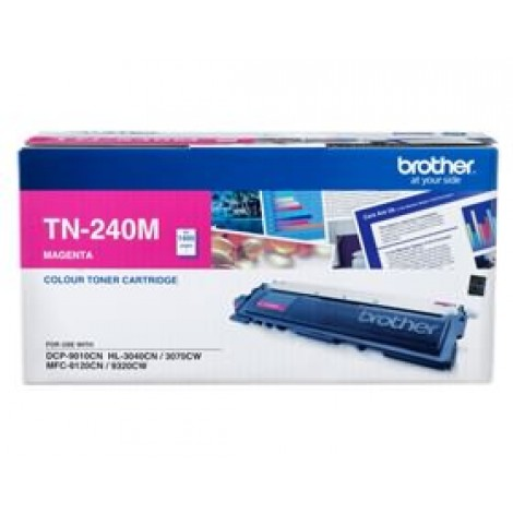 image else for Brother Tn240m Brother Magenta Tn Suit Hl-3070cw/ 3040cn, Mfc-9120cn/ 9320cw TN-240M