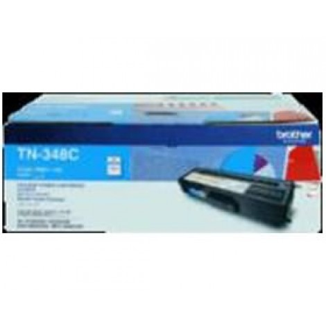 image else for Brother Tn348c Tn348 High Yield Cyan Laser Toner For Hl4150cdn/ 4570cdw TN-348C