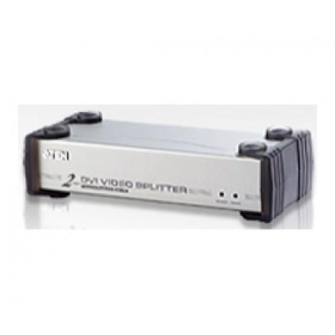 image else for Aten Vs-162 2 Port Dvi Video Splitter 1600x1200 @ 60hz VS162-AT-U