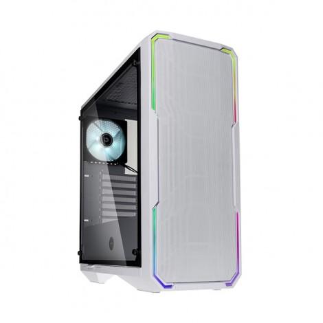 image else for Bitfenix Enso Mesh Case White, Mesh Front Panel, Tempered Glass Window Side Panel, Atx/ Micro Atx/ Mini BFC-ESM-150-WWWGK-RP