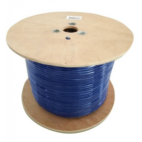 image else for 8Ware Cat6A Underground/ External Cable Roll 350M Blue Cat6A-Ext350Blu CAT6A-EXT350BLU