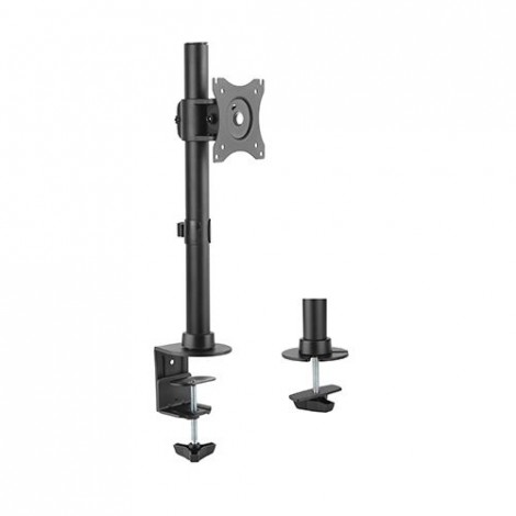 """image else for Brateck Essential Single Monitor Desktop Stand For 13""""-27"""" Lcd Monitors And Screens Ldt08-t01 LDT08-T01"""