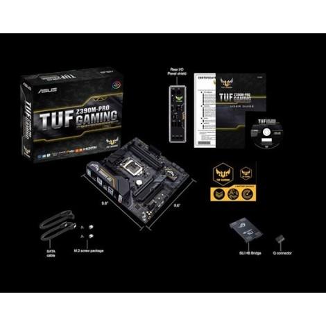 image else for Asus Tuf Z390m-pro Gaming Mb S1151 Matx 2xddr4 3xpcie M.2 6 X Sata Raid Tuf Z390m-pro Gaming TUF Z390M-PRO GAMING