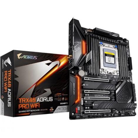 image else for Gigabyte Trx40 Aorus Pro Wifi Atx Mb Strx40 Amd Threadripper3 8Xddr4 5Xpcie 3Xm.2 Raid Intel Gbe Lan Wifi Bt 8Xsata Cf/Sli 2Xusb-C 10Xusb3.2 Rgb2 Ga-Trx40Aorusprowifi GA-TRX40-AORUS-PRO-WIFI