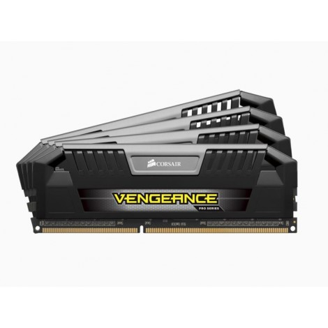 image else for Corsair Vengeance Pro 32Gb (4X8Gb) Ddr3 1600Mhz C9 Desktop Gaming Memory Black Cmy32Gx3M4A1600C9 CMY32GX3M4A1600C9