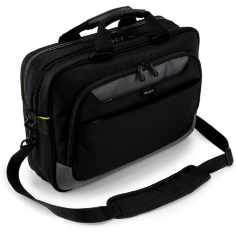 "image else for Targus Citygear 16-17.3"" Topload Notebook Case - Black Tcg470Au TCG470AU"