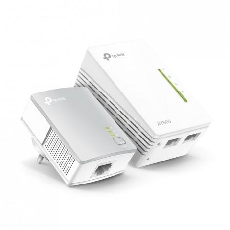image else for Tp-Link Tl-Wpa4221Kit 300Mbps Av600 Wi-Fi Powerline Extender Starter Kit Tl-Wpa4221Kit