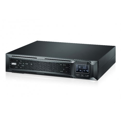 image else for Aten 1000Va/ 1000W Professional Online Ups With Usb/ Db9 Connection 8 Iec C13 Outlets Optional OL1000HV-AT-G