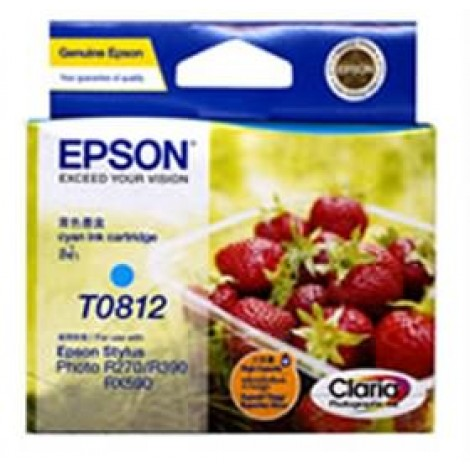 image else for Epson T111292 Cyan Ink Cart Highcap Claria Ink For R290/ R390/ Rx610/ Rx690 C13T111292
