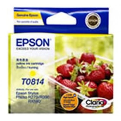 image else for Epson T111492 Yellow Highcap Claria Ink For R290/ R390/ Rx610/ Rx690 C13T111492
