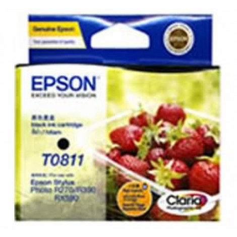 image else for Epson T111192 Black Ink Cart Highcap Claria Ink For R290/ R390/ Rx610/ Rx690 C13T111192