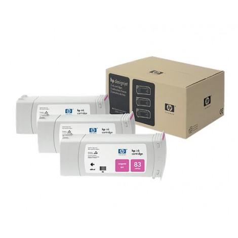 image else for Hp C5074a Hp 83 Uv Magenta 3 X 680ml Multipack For Designjet 5/ 55 Series