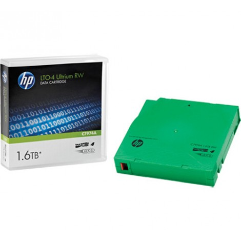 image else for HP C7974A HP LTO4 ULTRIUM 1.6TB READ/ WRITE DATA CARTRIDGE C7974A