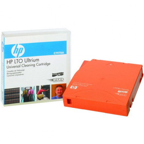 image else for Hp Lto Ultrium Universal Cleaning Cartridge C7978a C7978A