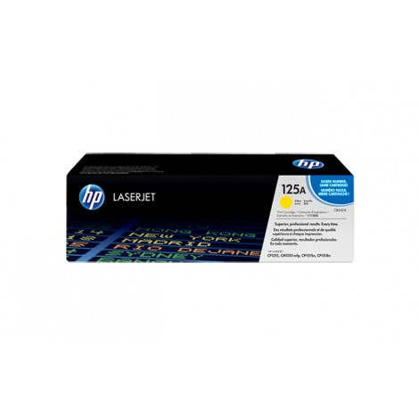 image else for Hp Cb542a Hp Laser Jet Cp 1215/ 1515 Yellow Crtg CB542A