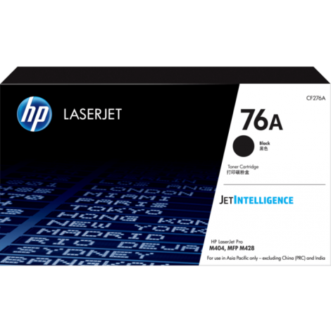 image else for Hp 76A Black Toner - Approx 3Kpages. For M404 M428 Printers Cf276A CF276A