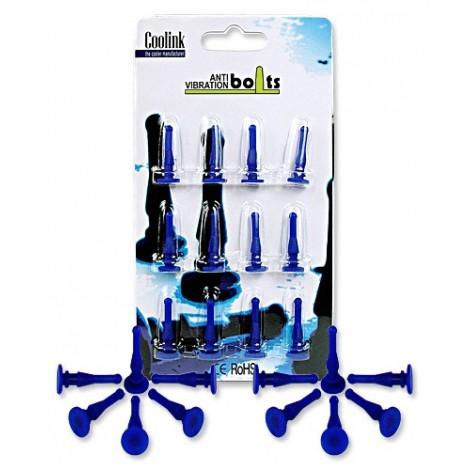 image else for Coolink Case Fan Anti-vibration Bolts 12-pack Cle-slics CLE-SLICS
