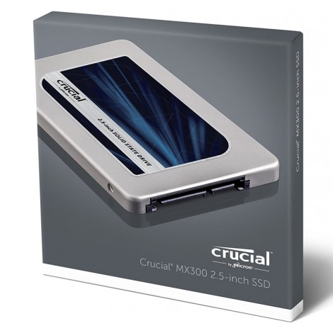 "image else for Crucial MX300 2TB 2.5"" SATA SSD 530/ 510MB/ s 7mm w/ 9.5mm Adapter CT2050MX300SSD1 CT2050MX300SSD1"